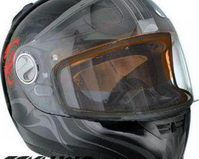 Ski-doo Gs-2 Nunavik Full Face Helmet L - Non Current 4472710908