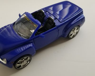 California Ride SSR 1:14 scale