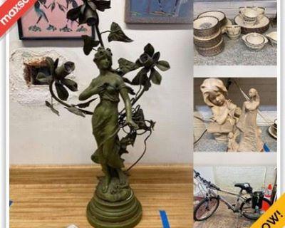 Philadelphia Downsizing Online Auction - Woodland Ave