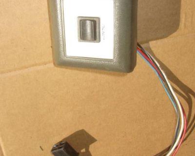 vanagon power window switch X-ba