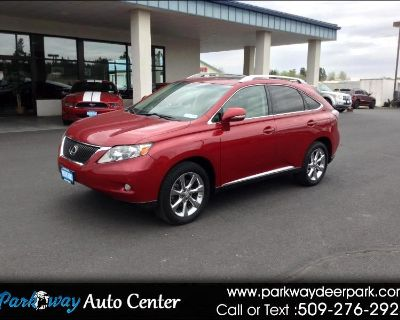Used 2010 Lexus RX 350 FWD 4dr