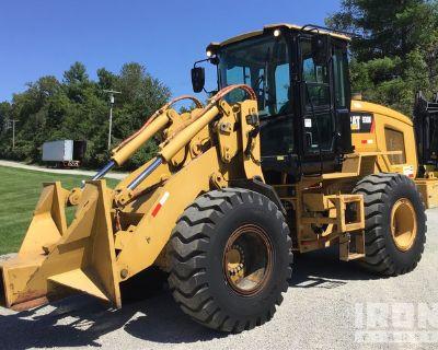 2012 Cat 930K Wheel Loader