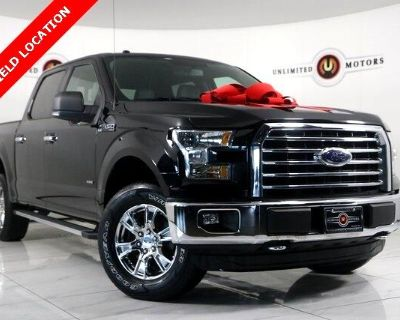 """Used 2016 Ford F-150 4WD SuperCrew 139"""" XLT"""