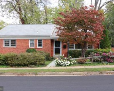 317 N Manchester St, Arlington, VA 22203 4 Bedroom House for Rent for $3,200/month
