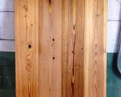 Beautiful Antique Reclaimed Heartpine Lumber