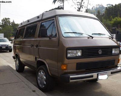 1985 Volkswagen Vanagon weekender Westfalia w/ AC