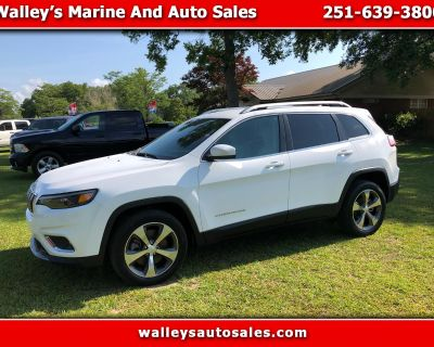 2020 Jeep Cherokee 4dr Limited