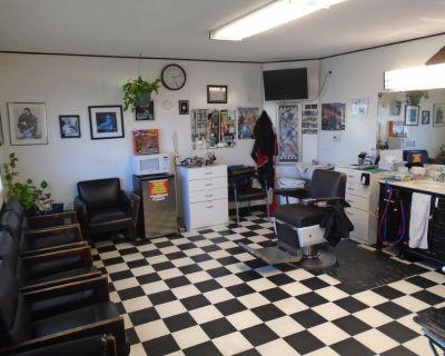 Barbershop For Rent - Taft California