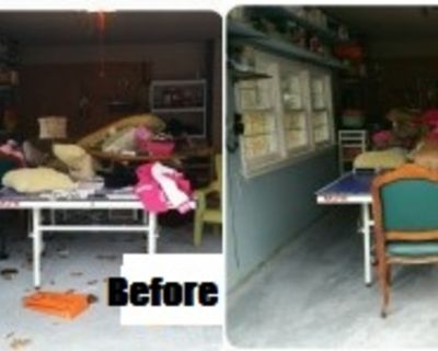 Toronto Garage Cleaning at an Affordable Price