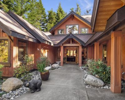 Private 4,000sqft Hm_Hot Tub_GM Rm_Hot Tub_Outdoor Gas Firepit_SAVE IN JUNE - Cle Elum