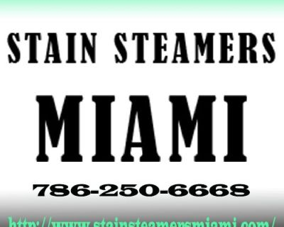 Stain Steamers Miami