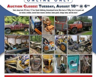 Marshfield Estate Auction