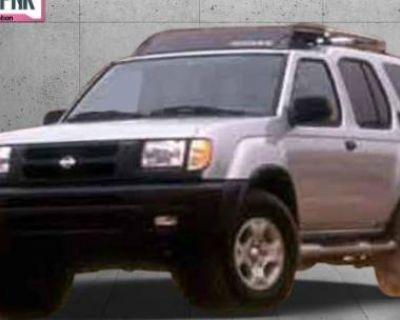 2001 Nissan Xterra XE