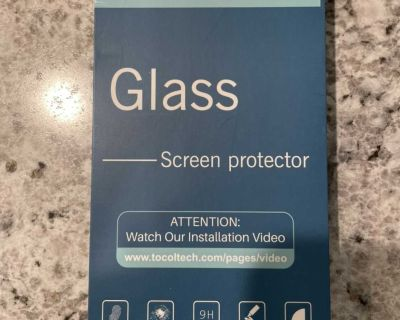 iPhone XR/11 Screen Protector (x2)