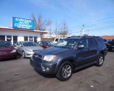 2006 Toyota 4Runner Limited V6 4WD Automatic