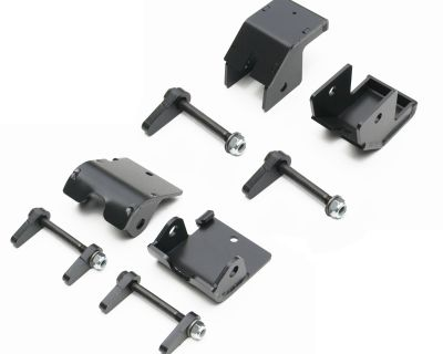Flash Giveaway: Front and Rear Control Arm Skids by Rock Hard 4x4