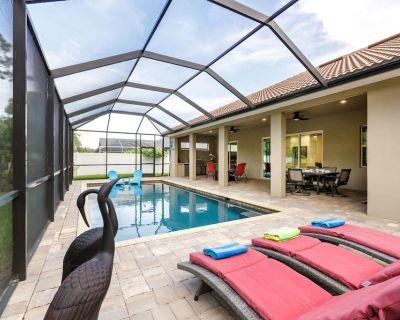 Luxurious Villa with Heated Pool - Villa Verde - Roelens Vacations - Pelican