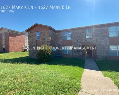 Apartment Rental - 1627 Mary K Ln