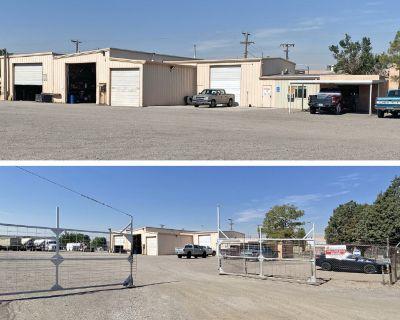 Truck Yard and Maintenance Facility