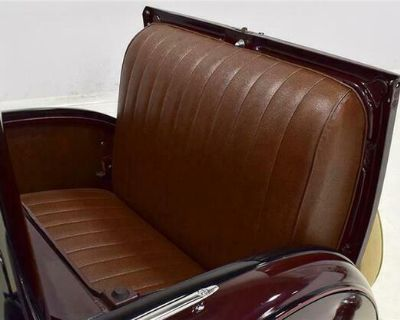 1931 Ford 5 Window All-Steel Coupe Original Restored