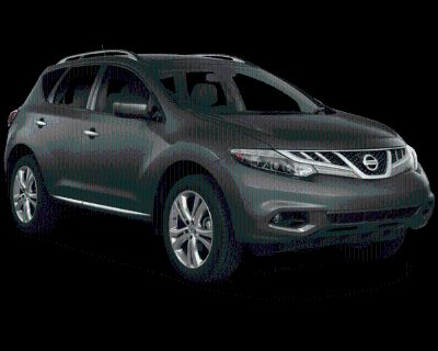 Pre-Owned 2014 Nissan Murano LE AWD
