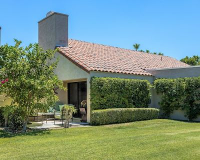 Rare Find -Two Bed Tennis Villa at Prestigious Mission Hills Golf & Country Club - Rancho Mirage