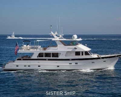 2022 82' Outer Reef Yachts 820 CPMY