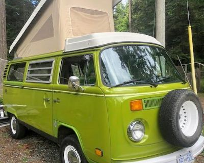 1978 VW Westfalia Camper