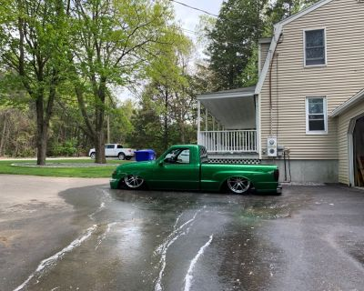 98 bagged and bodied mazda b2500