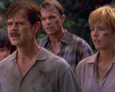 Jurassic Park III Dvd (2001)Sam Neill, William H. Macy, Téa Leoni(Mail It? Paypal it! Click Link)