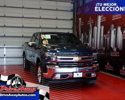 """2021 Chevrolet Silverado 1500 4WD Crew Cab 147"""" LTZ"""