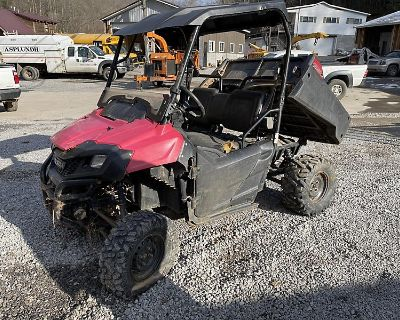 2016 HONDA PIONEER 700 4X4 ATVs, UTVs, Carts