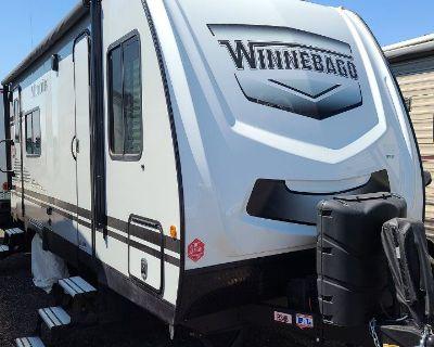 2021 Winnebago Minnie 2401RG Travel Trailer