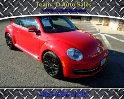 2014 Volkswagen Beetle 2.0 Turbo Premium
