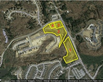 Commercial Sites Available - Sterling on the Lake