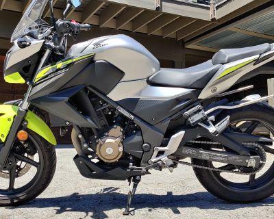 2017 Honda CB 300F ABS
