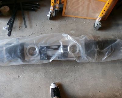 PRICE REDUCED!!JEEP JK FRONT BUMPER