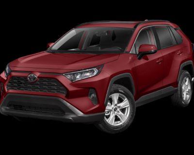 New 2021 Toyota RAV4 XLE FWD 5 In-Tranist