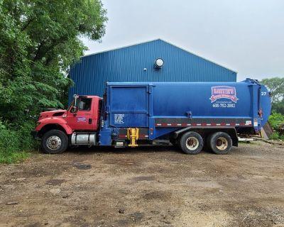 2012 International Garbage - Trash Truck