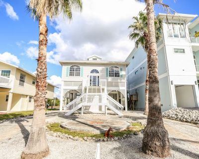 Incredible New Build Home Across the Street from the Beach on Hickory Island - Bonita Springs