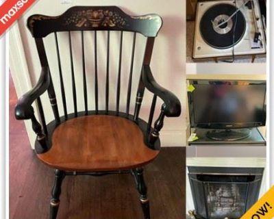 Cambridge Estate Sale Online Auction - Fresh Pond Parkway