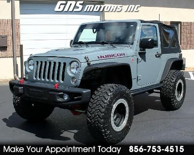 Used 2015 Jeep Wrangler 4WD 2dr Rubicon Hard Rock