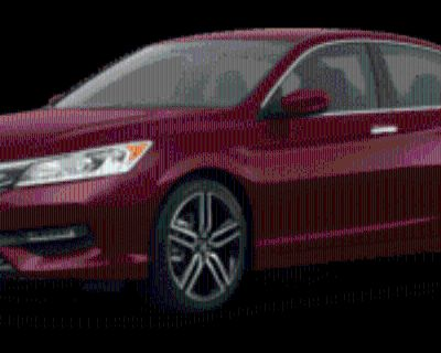 2017 Honda Accord Sport Special Edition Sedan CVT