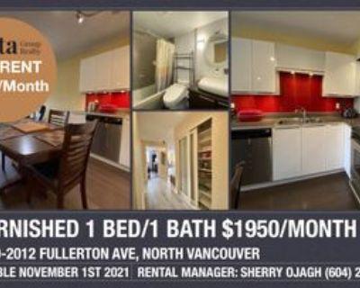 2012 Fullerton Avenue #1220, North Vancouver, BC V7P 3E3 1 Bedroom Condo