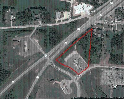2.31 Acres For Sale in Chisholm