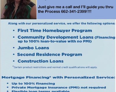 Buying and Refinancing