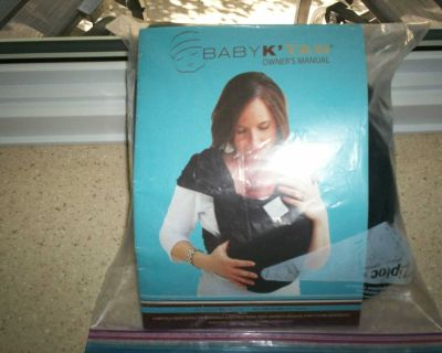 Baby K'tan Original Baby Wrap Carrier, Infant and Child Sling .