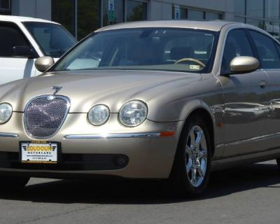 2005 Jaguar S-TYPE V8
