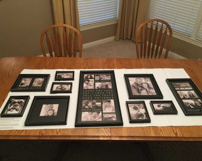10 picture frames
