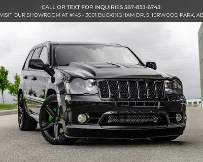 Pre-Owned 2009 Jeep Grand Cherokee SRT8 Twin Turbo 4WD Sport Utility